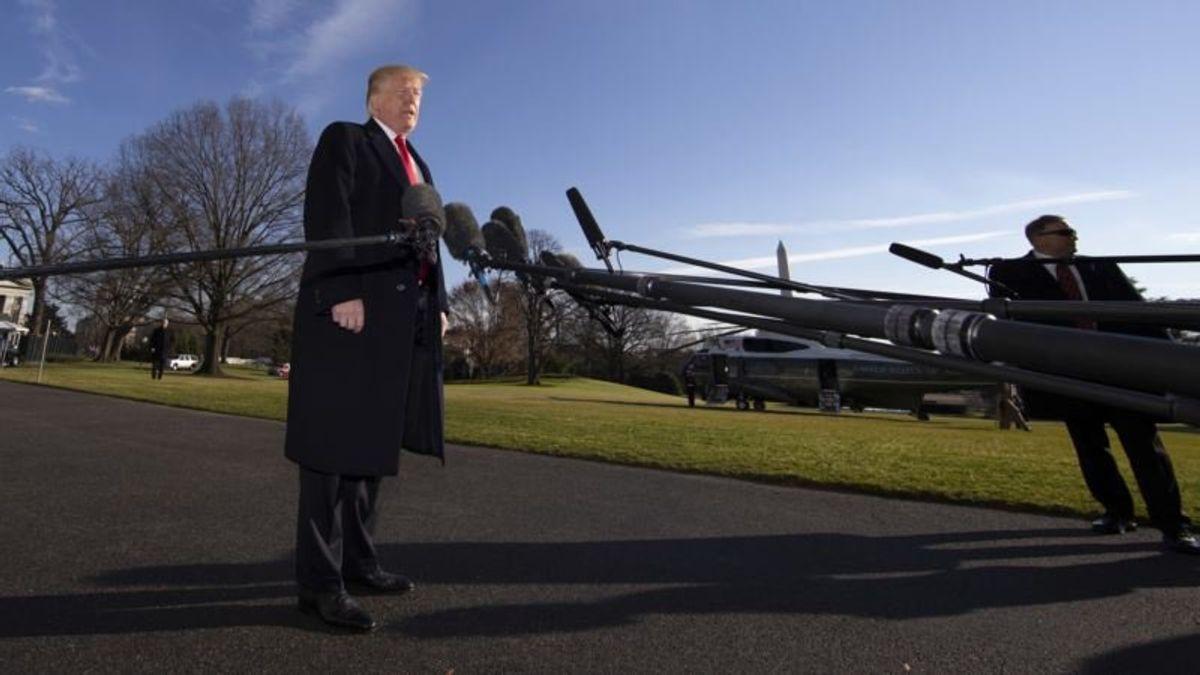 Trump to Travel to US-Mexico Border Thursday