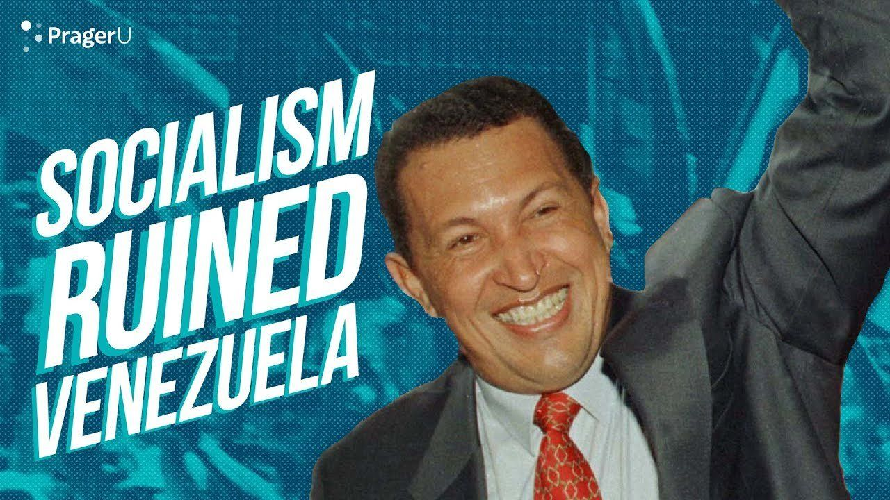 Socialism Ruined Venezuela