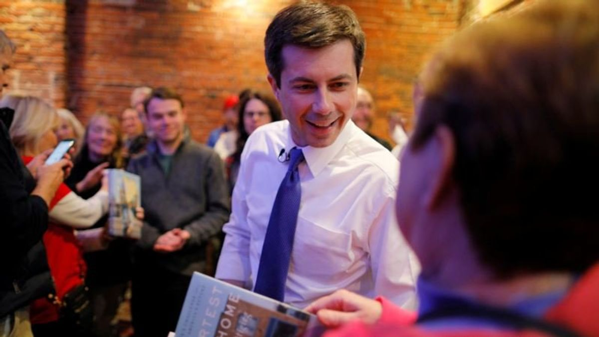 A 37-Year-Old Indiana Mayor is Surging in the Democratic Presidential Sweepstakes