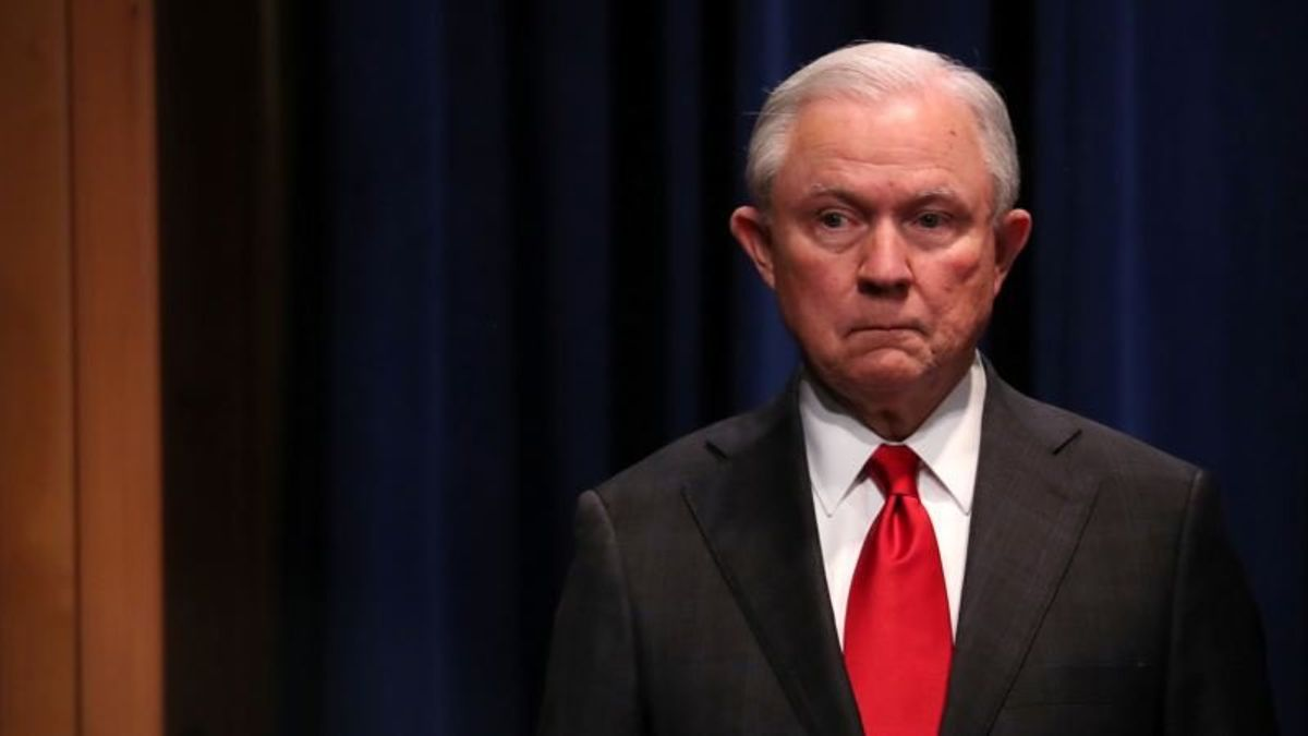 Trump Forces Out Attorney General Jeff Sessions