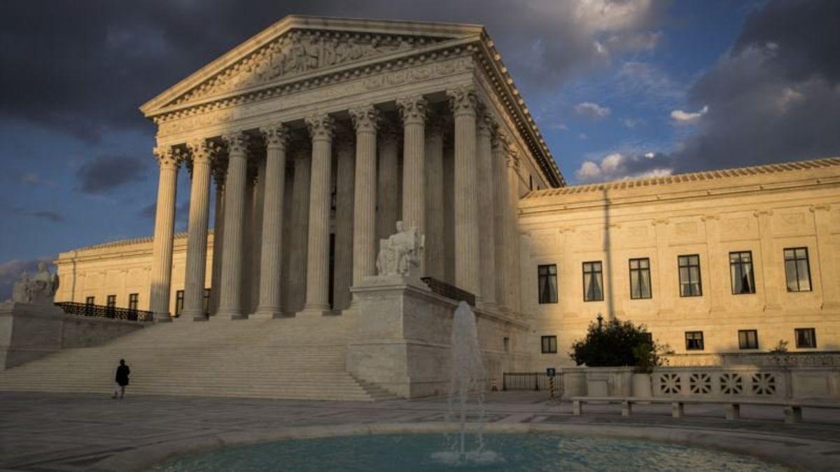 US Supreme Court Turns Away Pennsylvania Electoral Map Dispute