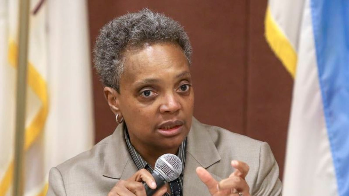 Historic Election: 1 of 2 Black Women Will Be Chicago Mayor