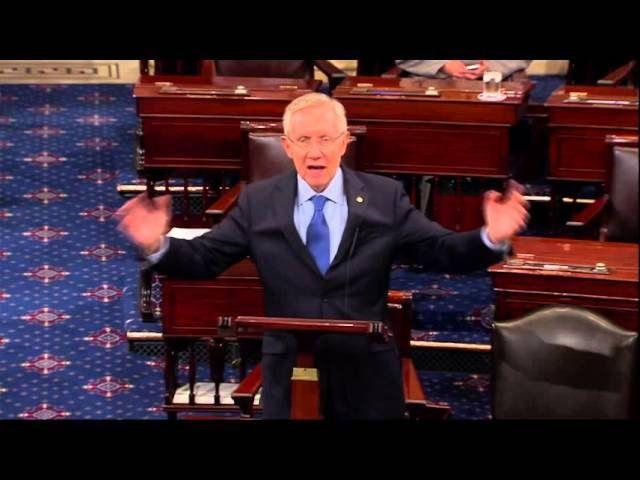 Harry Reid to John Boehner: 'Bring it up for a vote'