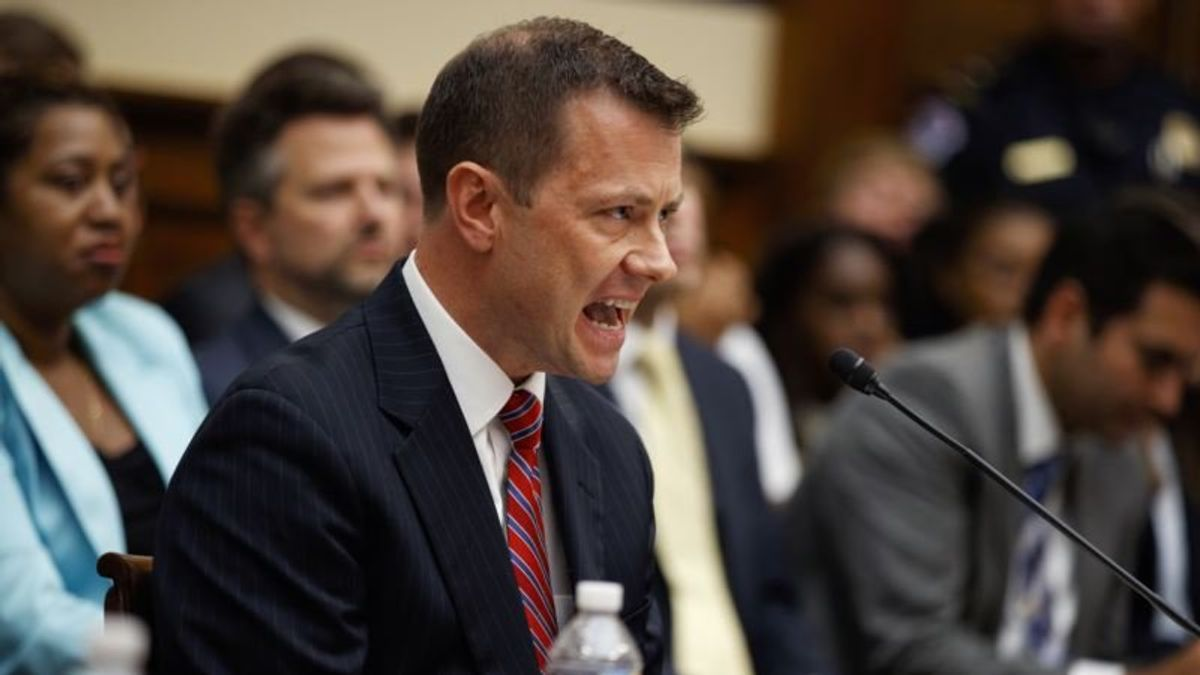 Report: FBI Fires Agent Who Sent Anti-Trump Texts
