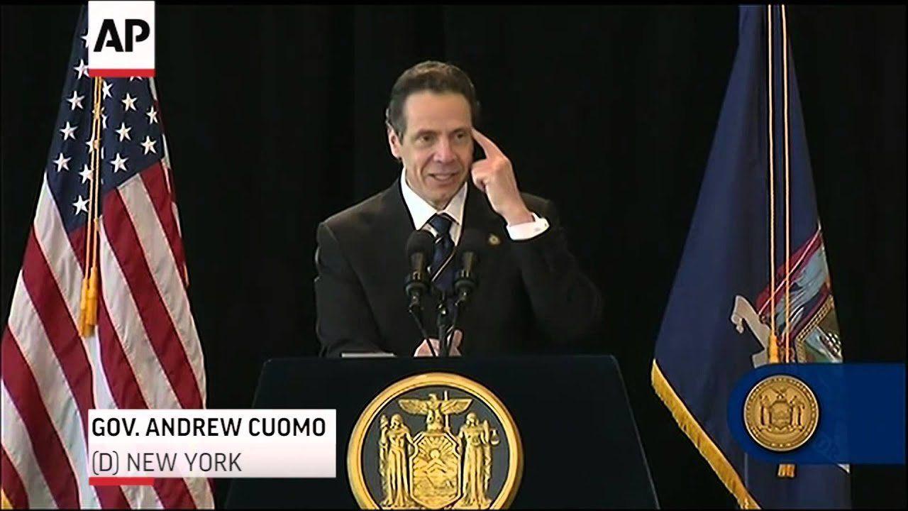 Former New York Gov. Mario Cuomo dead at 82