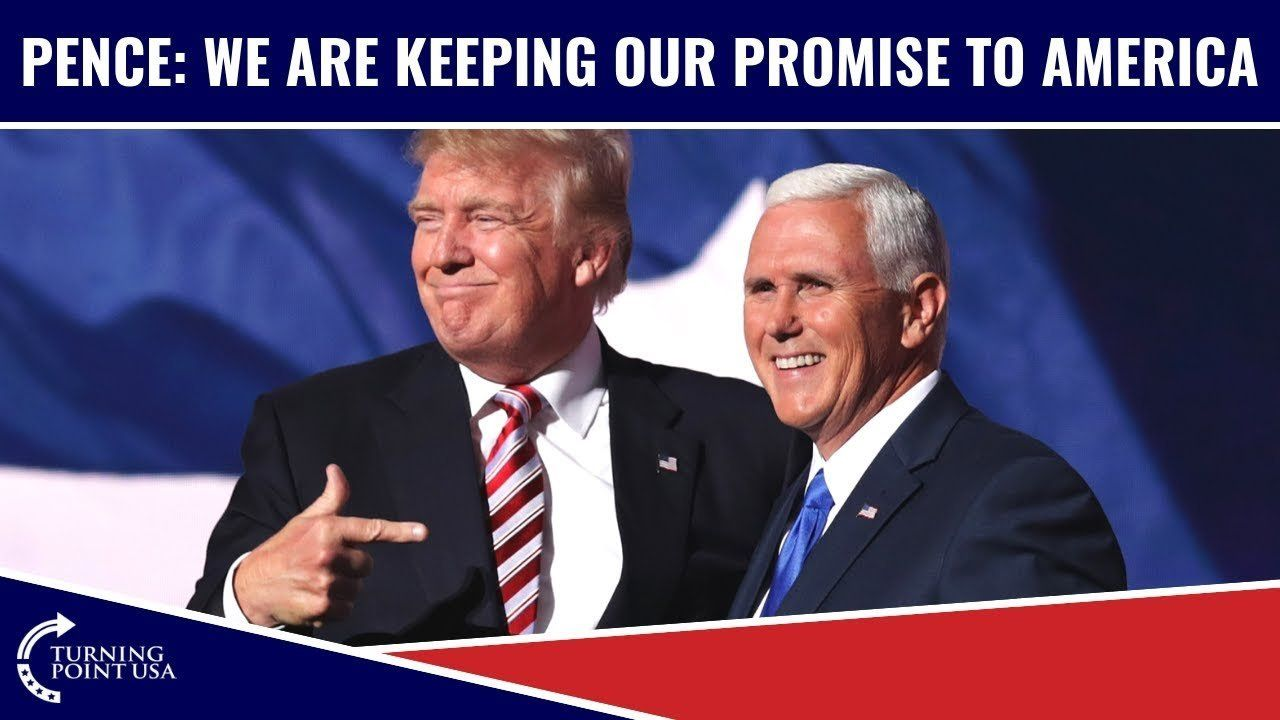 The President & VP Are KEEPING THEIR PROMISES!