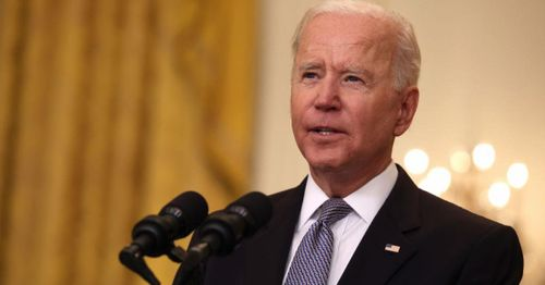 'They will not win this race': President Biden says China is beating U.S. on electric vehicles