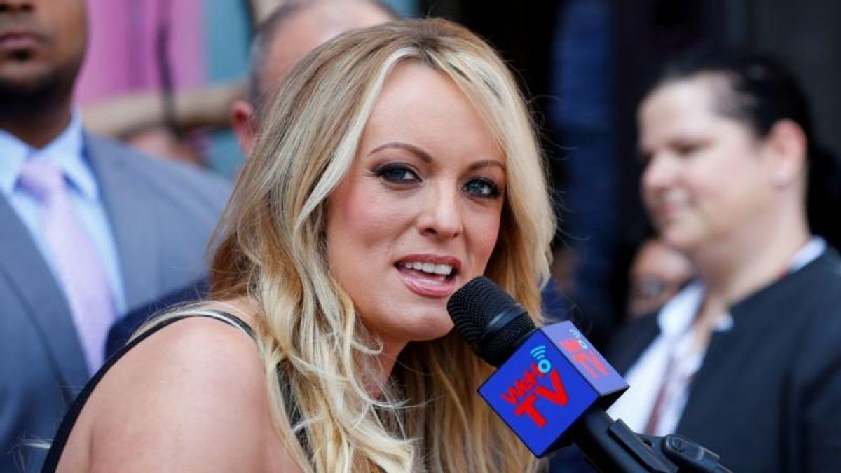 Porn Star's Hush Money Suit Against TrumpDismissed