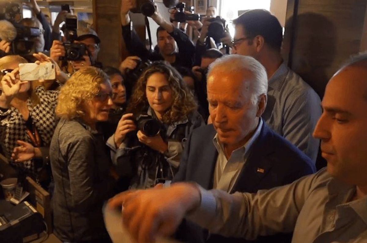 Biden, Sanders in Two-Man Contest; Bloomberg Drops Out