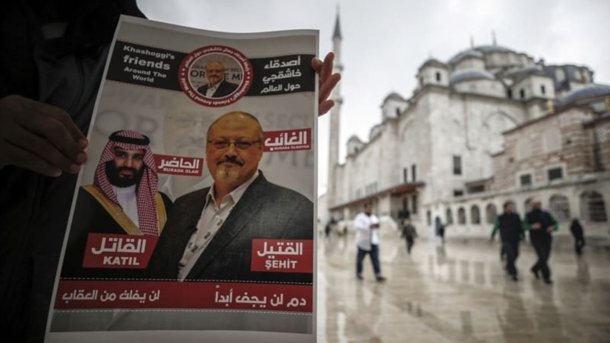 US Lawmakers Split With Trump on Khashoggi Killing