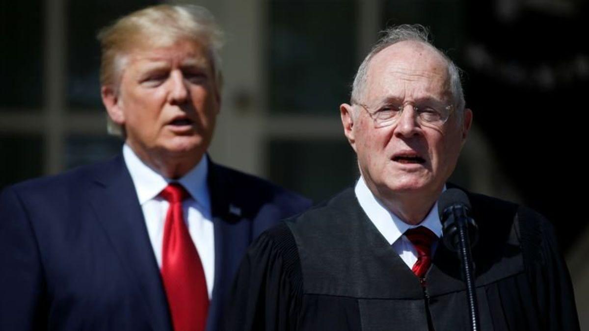 Trump Unveils Court Pick on Monday