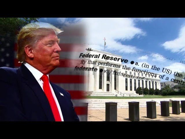 TRUMP JUST MADE ANOTHER CHESS MOVE AGAINST THE FED, THE GLOBALIST BANKERS & CHINA ON EVE OF SOTU!