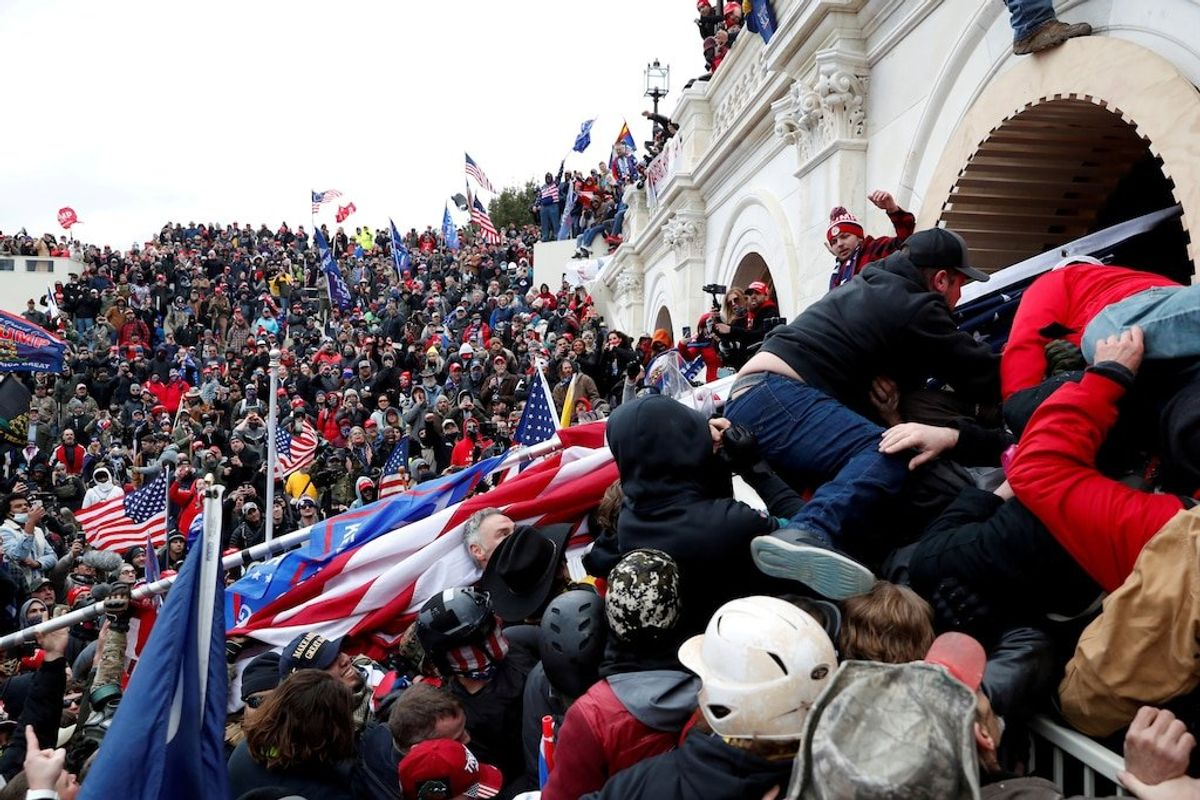 US Senate Republicans Set to Block Capitol Riot Inquiry Panel