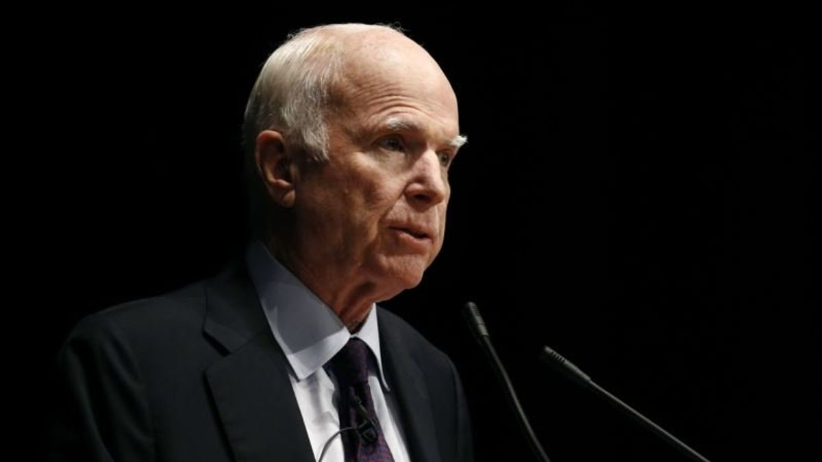 Captivity, Candor and Hard Votes: 9 Moments That Made McCain