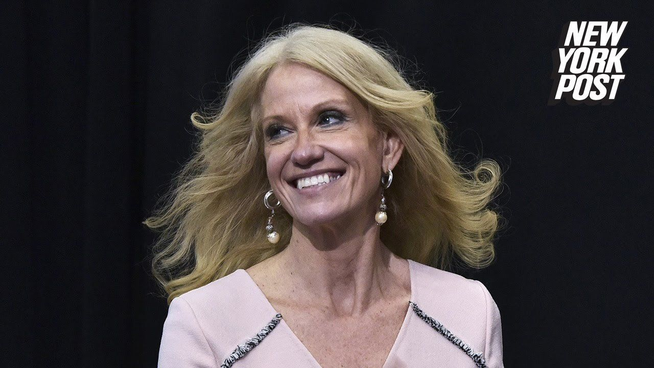 Everything you didn't know about Kellyanne Conway