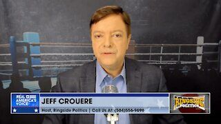 """Jeff Crouere reacts: """"Outrageous to compare border patrol agents doing their job to slave owners!"""""""