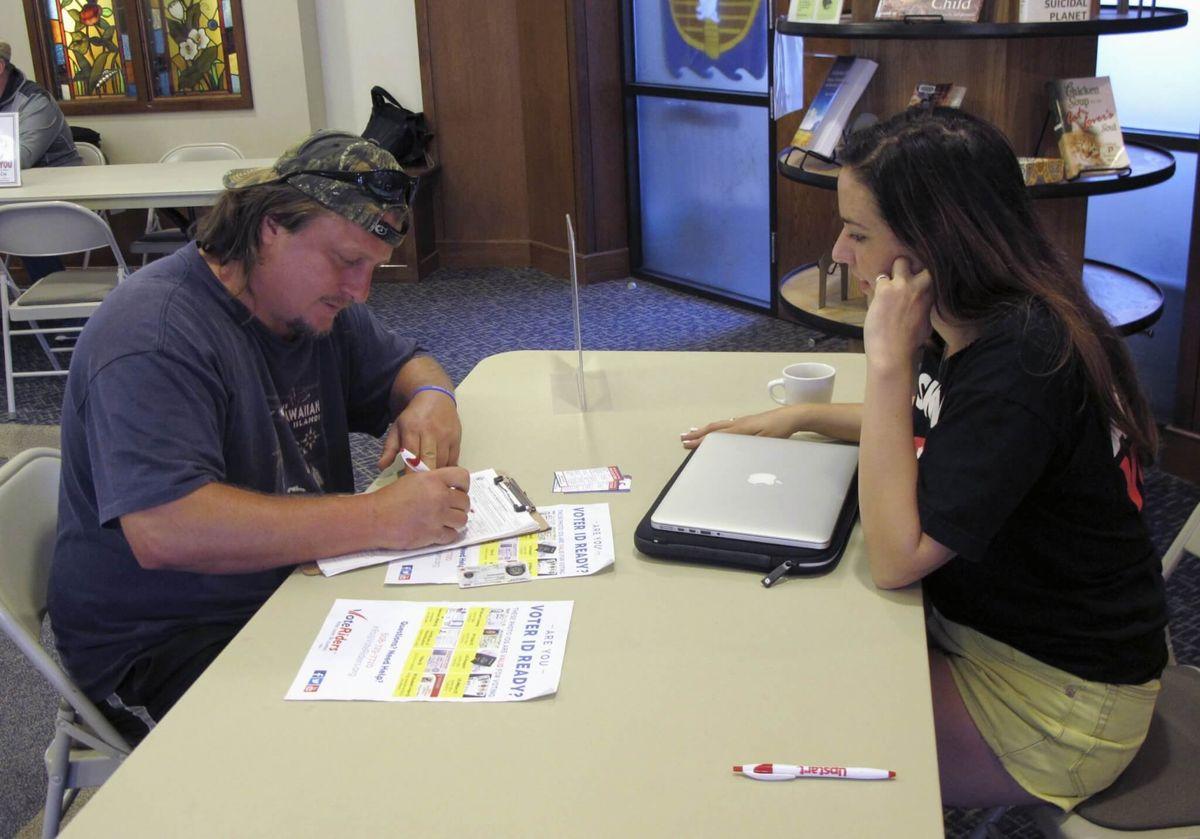 Judge: 234K Wisconsin Voter Registrations Should be Tossed