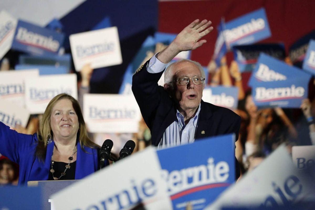 Sanders Easily Wins Nevada's Democratic Presidential Nominating Caucuses
