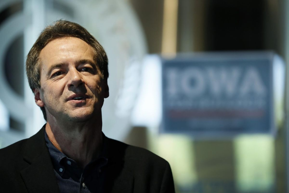 Bullock Becomes 3rd Governor to Drop US Presidential Campaign