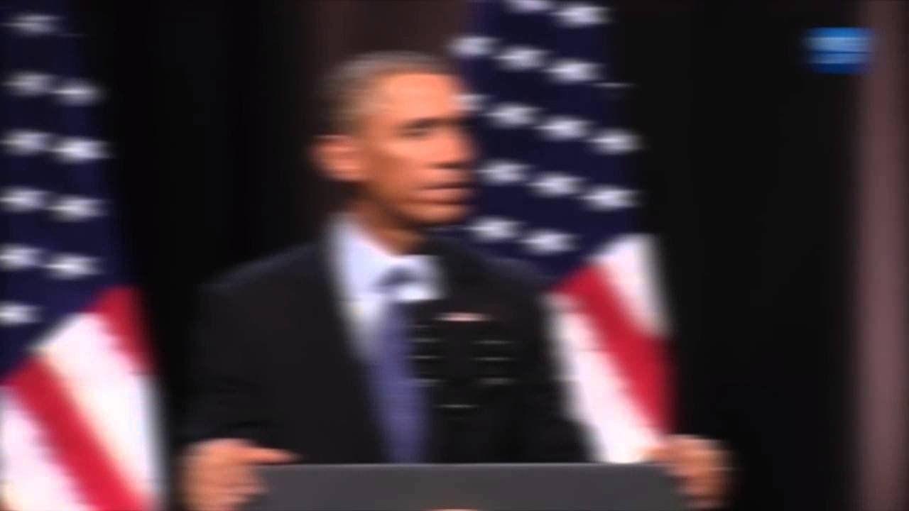 President Obama speaks on the economy in Chicago
