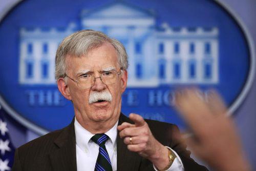 Bolton Book Undermines Trump Impeachment Defense