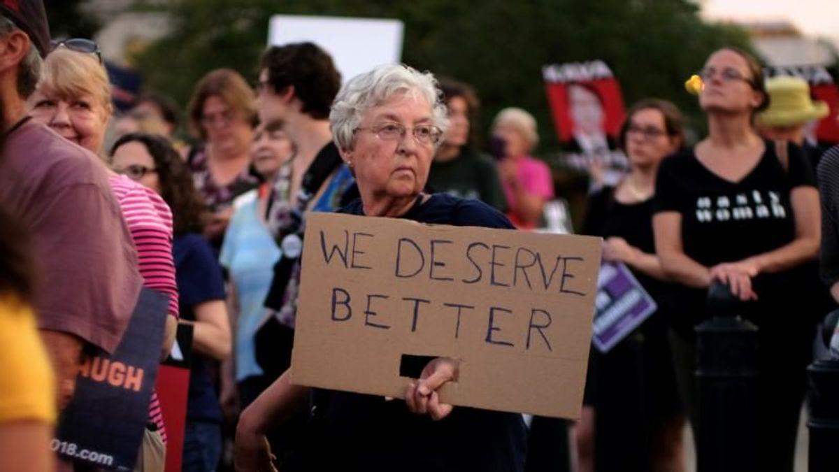 US Senate Could Hold Final Kavanaugh Vote Saturday