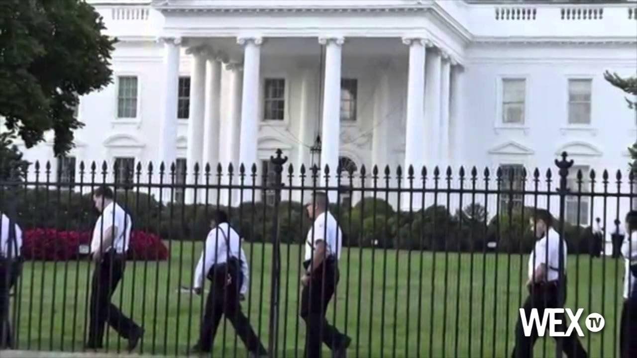 White House addresses fence jumping