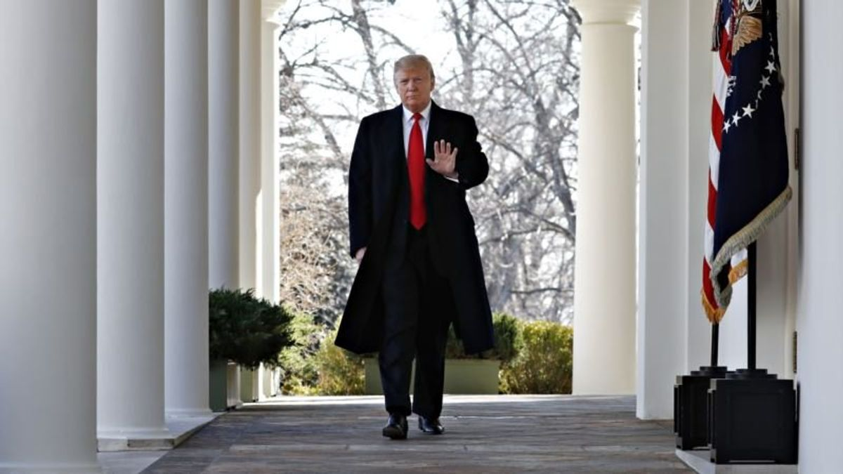 White House Wary of Another Shutdown But Firm on Wall