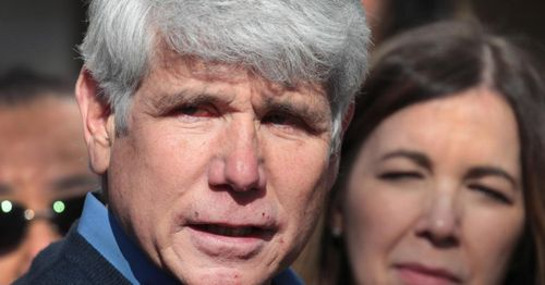Ex-Gov Blagojevich files lawsuit challenging Illinois rule that precludes him from running again