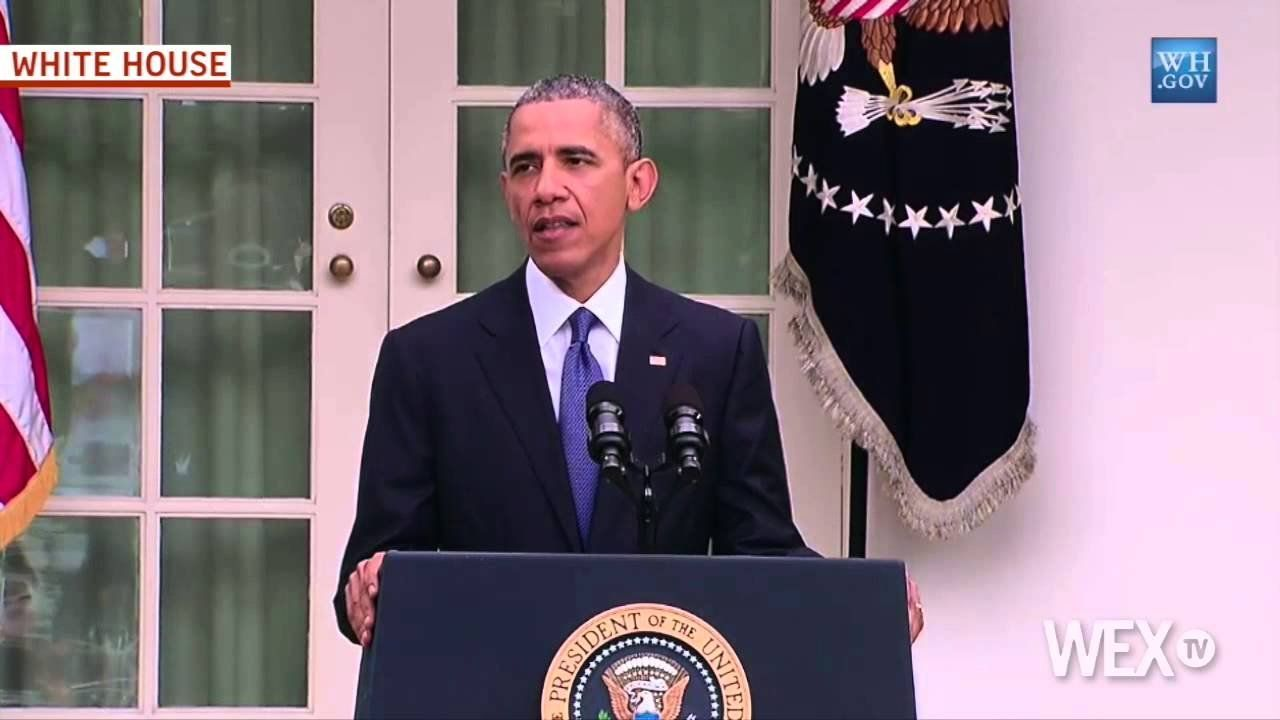 Obama on gay marriage ruling: 'Real change is possible'