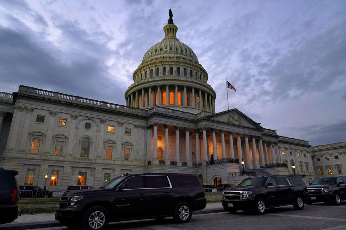 US Senate Narrowly Approves Biden Budget Blueprint