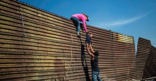 Children stopped at U.S.-Mexico border likely hit record-high in July, feds report