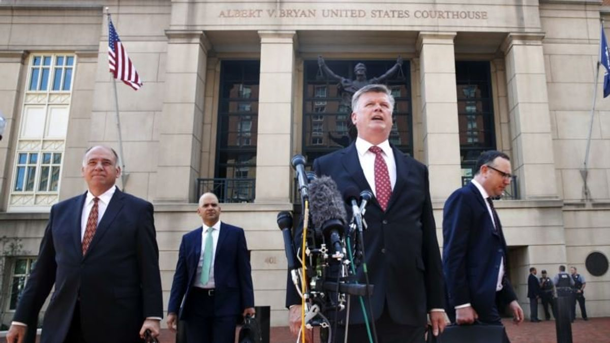 Manafort Trial Heads to Closing Arguments