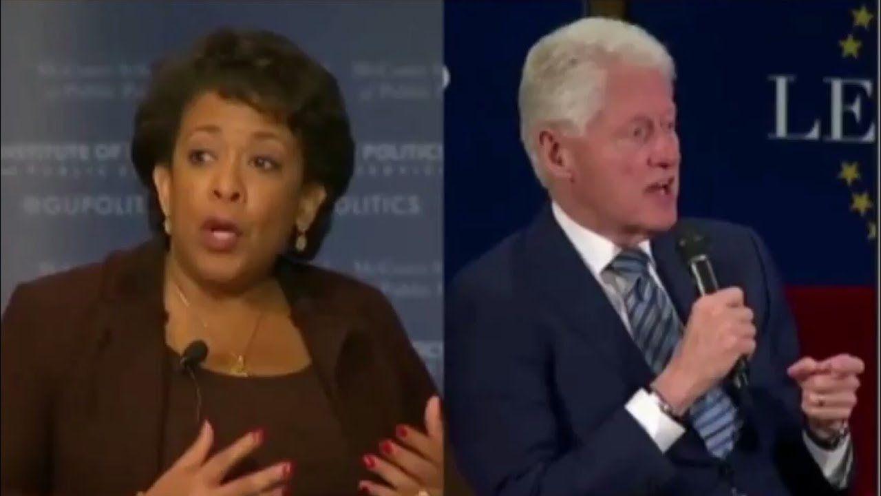 17 Anon: [Lyin' Loretta] Lynch Talking! (Clintons, Hussein, Comey, FBI & DOJ!)