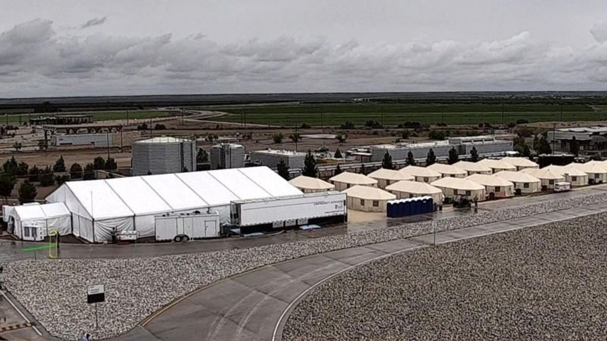 US Lawmakers Call for Migrant Detention Camp Reforms