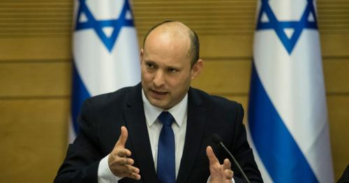 Israeli PM warns of 'last chance for the world powers to wake up' before reviving Iran nuclear deal