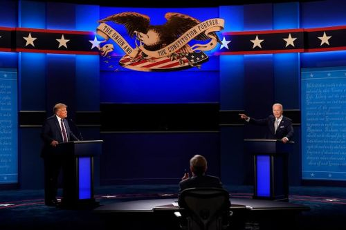 US Presidential Debate Set For Thursday With New Rules