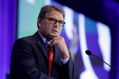 US Energy Secretary Denies Resignation Report