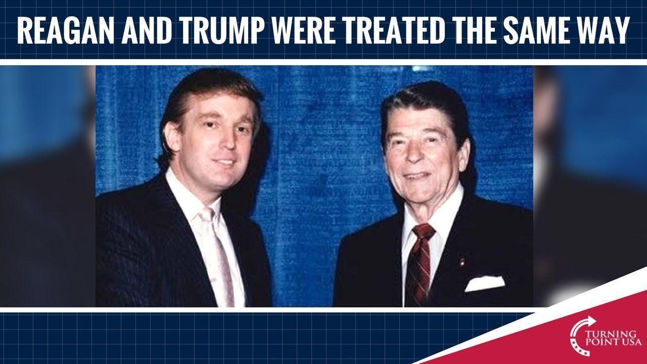 Laura Ingraham: They Treated Trump The Way They Treated Reagan!