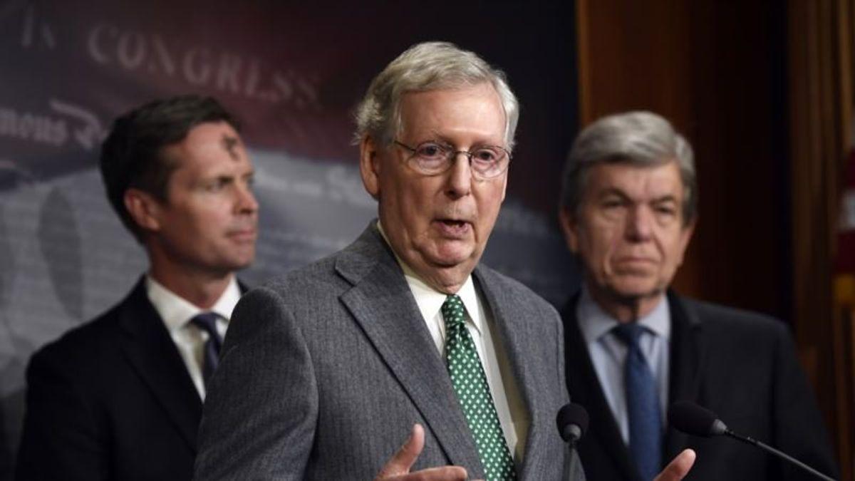 House OKs Election Overhaul Package, but Senate to Slam Door