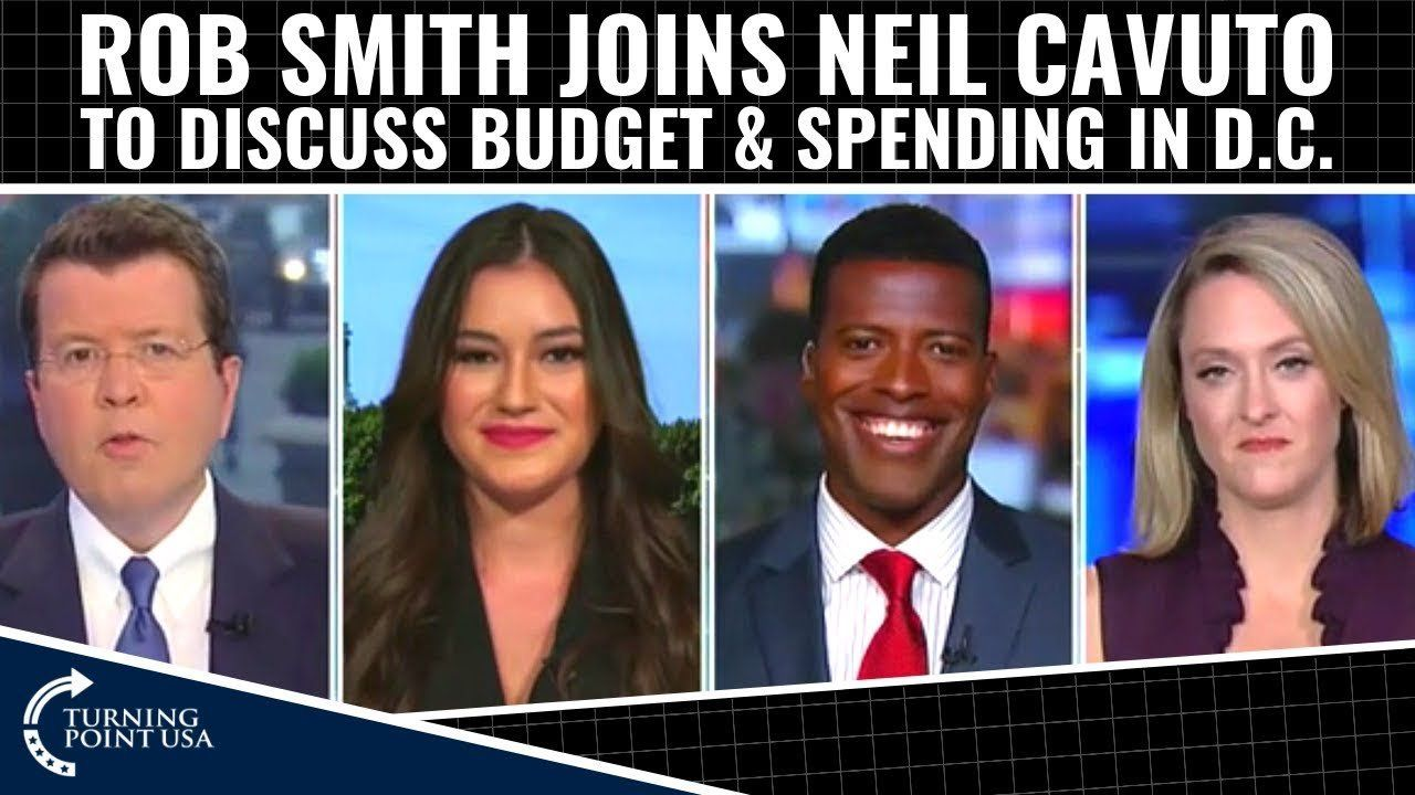 Rob Smith Joins Neil Cavuto To Discuss Budget & Spending