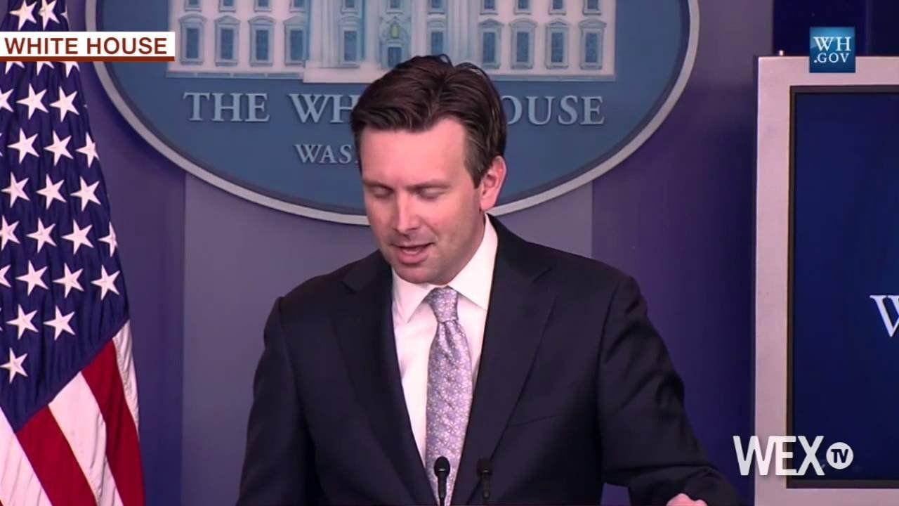 Josh Earnest: Chuck Grassley has 'been in Washington too long'