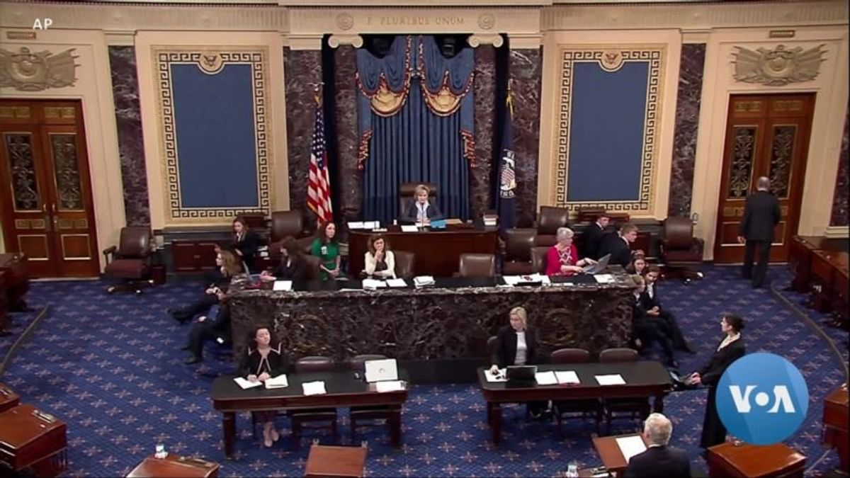 Democrats, Republicans Clash Over Mueller's Probe