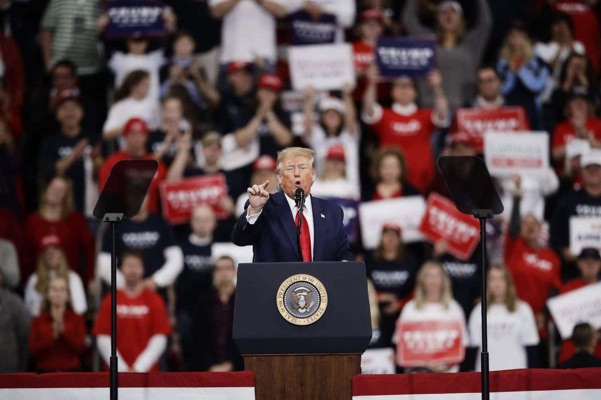Trump Spars With Democrats as Impeachment Vote Nears