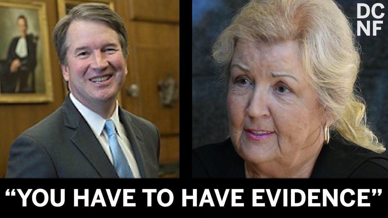 Juanita Broaddrick Reveals Why She Doesn't Believe Kavanaugh's Accusers