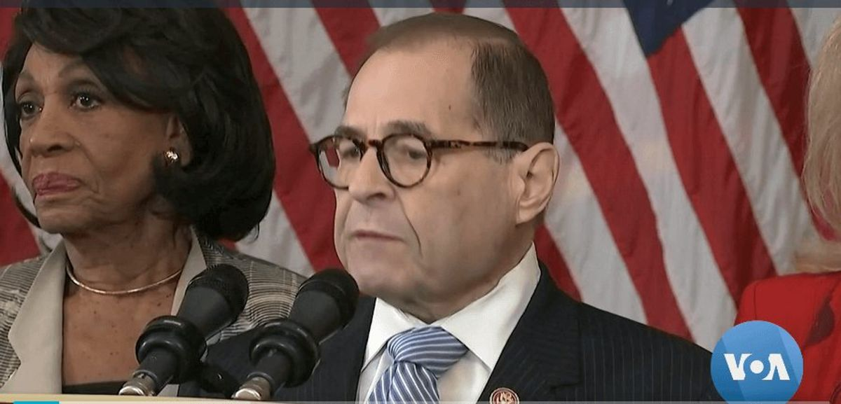 House Democrats Charge President Trump with Abuse of Power, Obstruction of Congress
