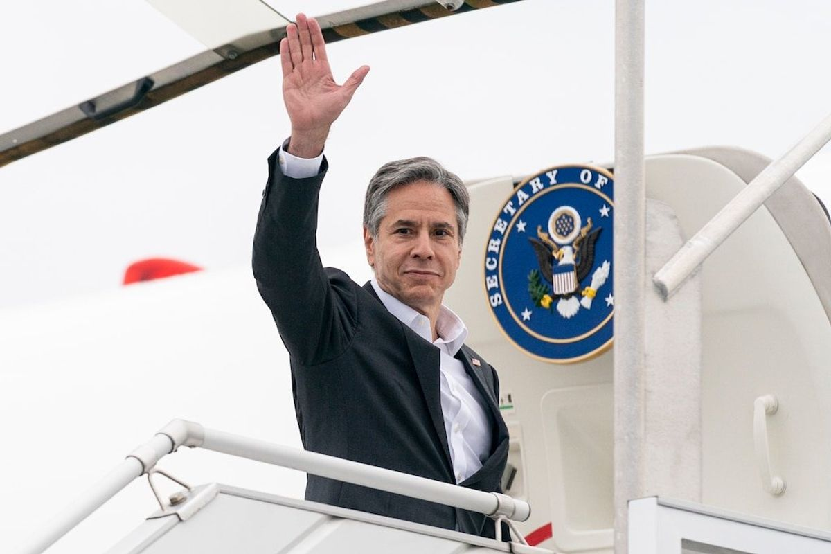 Blinken Arrives in Italy on Sunday for Meetings with Top Leaders, Pope
