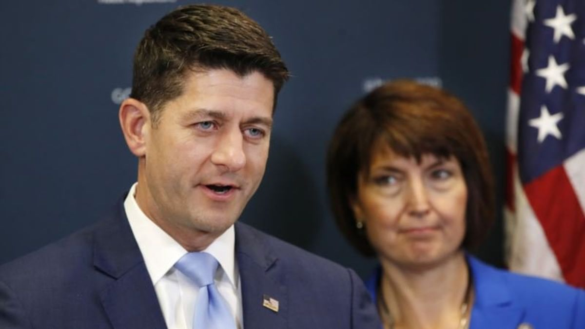 House Speaker Ryan: Putin Won't Be Invited to Address US Congress