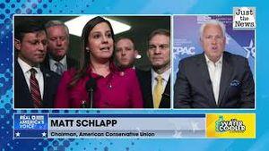 Matt Schlapp on Elise Stefanik's voting record