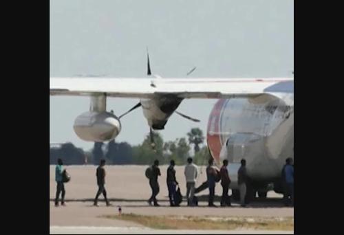 Top US Officials Condemn Treatment of Haitian Migrants